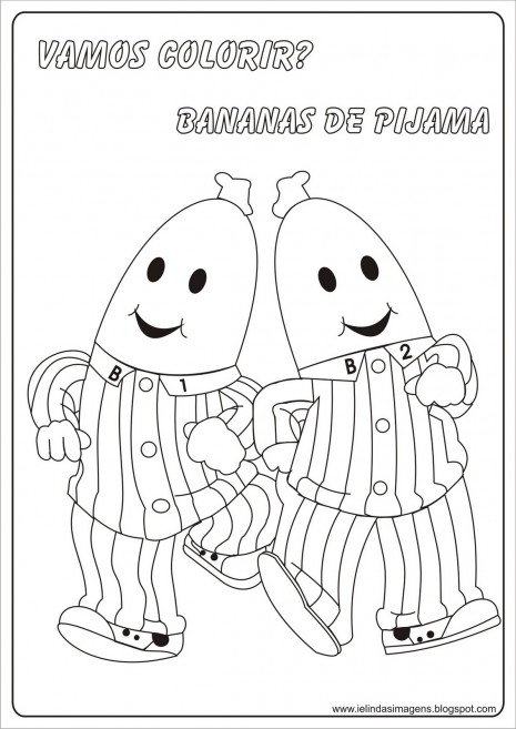 bananas-de-pijama-colorir