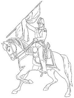 belgrano_militar-para colorear