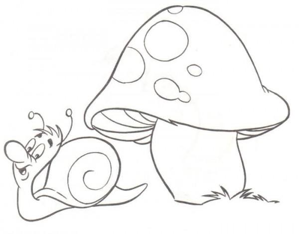 Para colorear hongos colorear im genes - Dibujos para pintar en tejas ...
