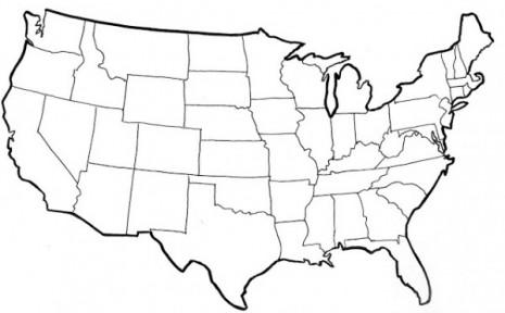 usa-outline-map