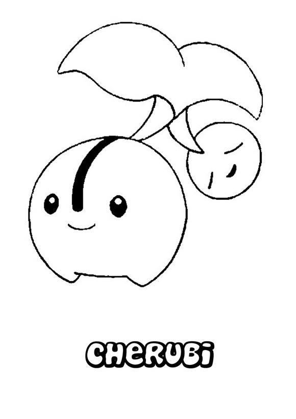 Dibujos De Pok 233 Mon Para Imprimir Y Colorear Con Sus Amigos