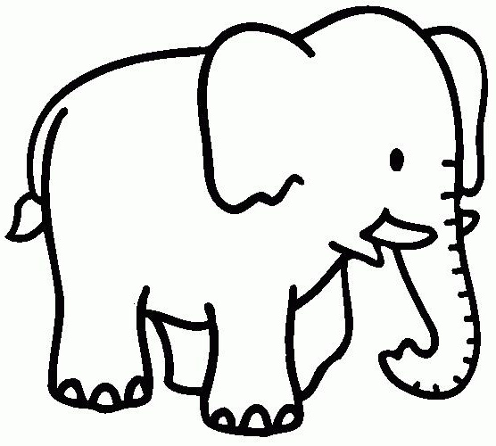 Plantillas con dibujos de animales salvajes para colorear ...