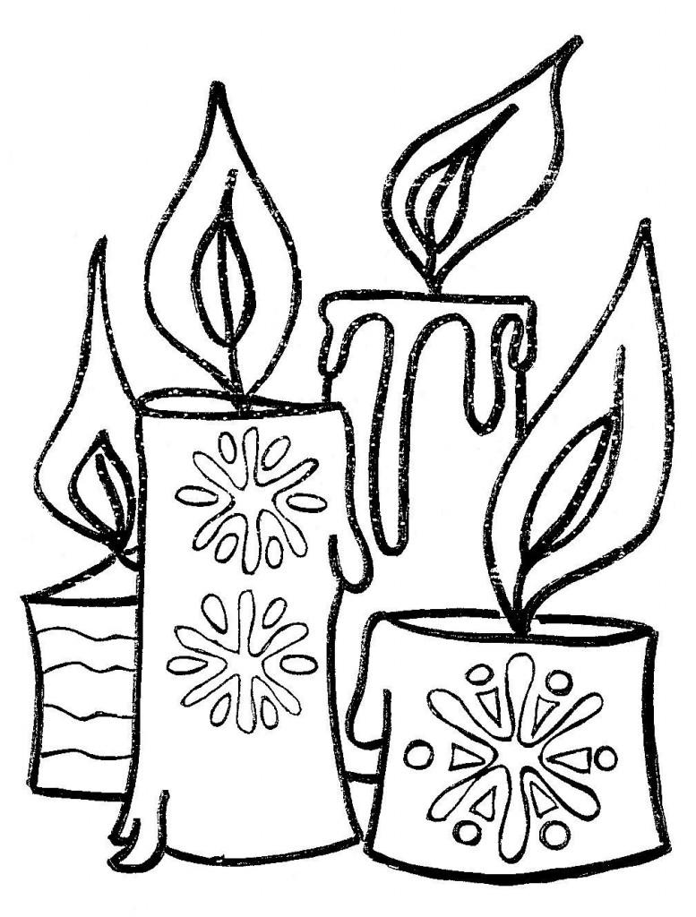 Im genes navide as rboles de navidad pesebres velas for Adornos navidenos para colorear y recortar