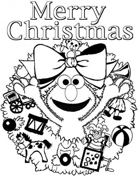 Dibujos Para Pintar Navidad Descarga En Tu Compu Los