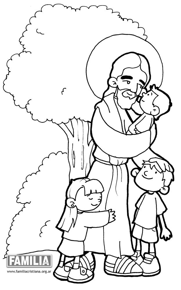 Encantador Página De Bebé Jesus Para Colorear Foto - Dibujos Para ...