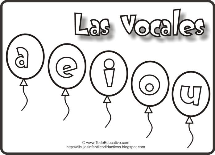 Diferentes letras, vocales y abecedarios para imprimir y colorear ...