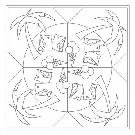Mandala verano (10)