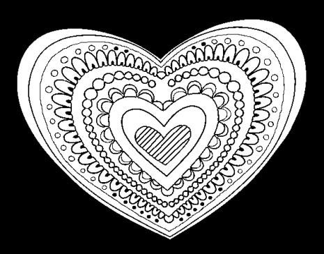 mandala corazonde amor10