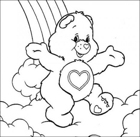 Dibujos de los ositos cari osos para pintar colorear - Dibujos de cocineros para colorear ...