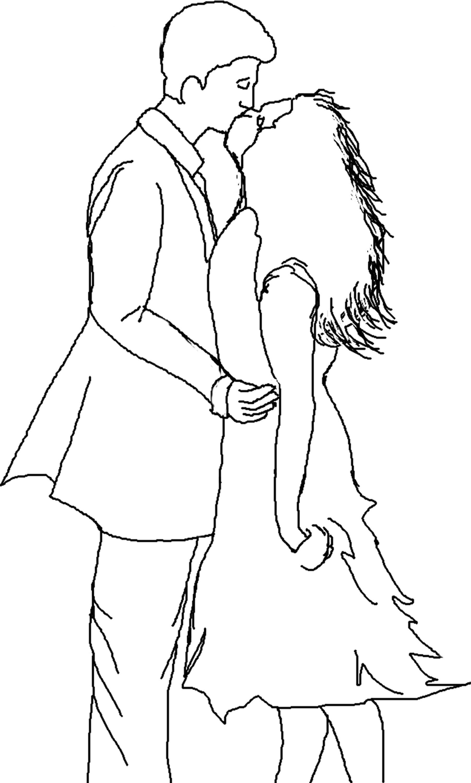 25 dibujos de amor para descargar imprimir y pintar  Colorear