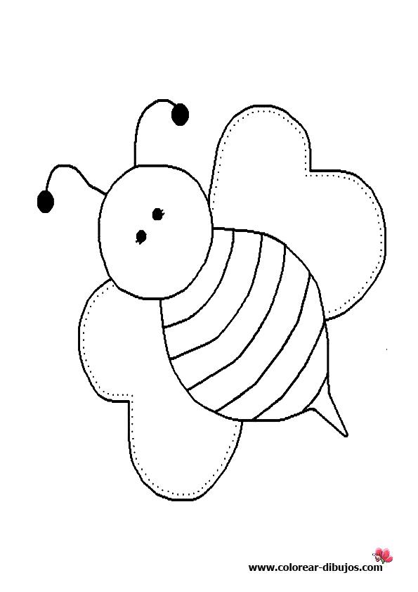 Dibujos para ni os peque os f ciles para pintar colorear im genes - Dibujos pared infantil ...