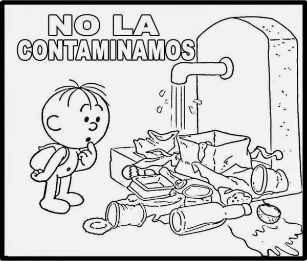 Dibujos Día Mundial del Agua 22 de marzo – Dibujos para ...