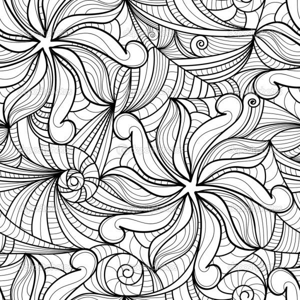 Dibujos abstractos para imprimir y pintar colorear im genes for Imagenes de cuadros abstractos modernos para imprimir