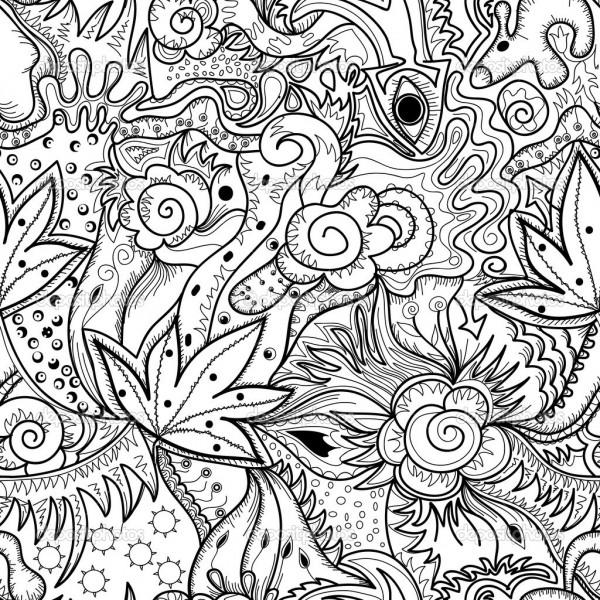 Dibujos abstractos para imprimir y pintar colorear im genes for Imagenes de cuadros abstractos faciles de hacer