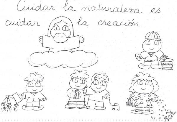¿Cómo podemos cuidar el Medio Ambiente? – Dibujos para ...