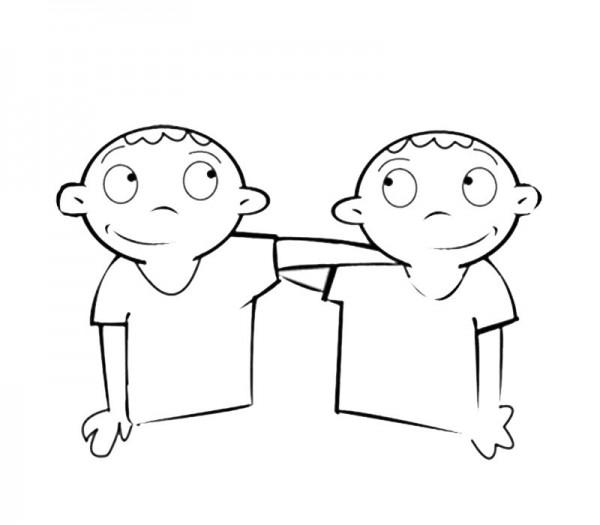 30 de Julio  Da Internacional de la Amistad  Dibujos para