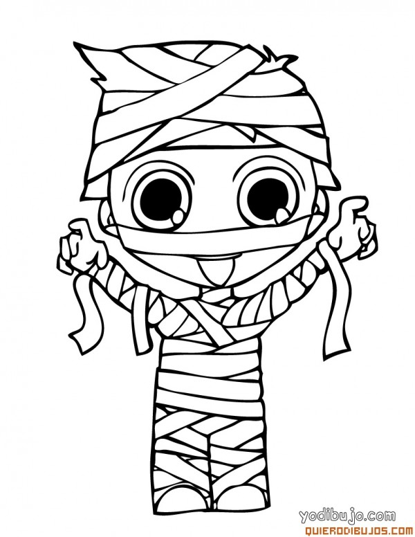 disfraz-momia