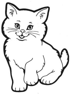 gatos,para,pintar,300x422