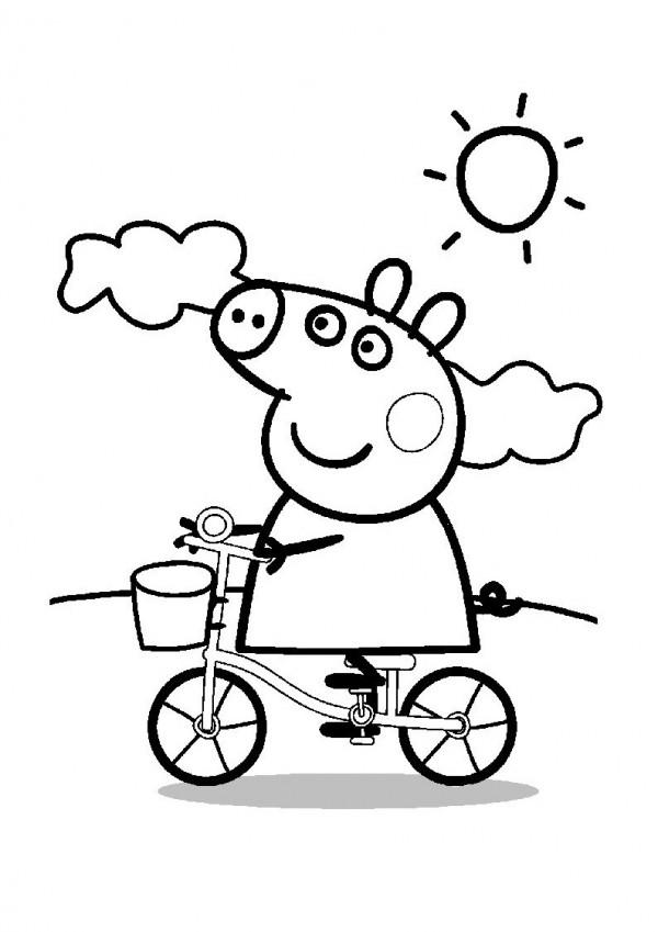 Peppa-Pig-en-bicicleta1