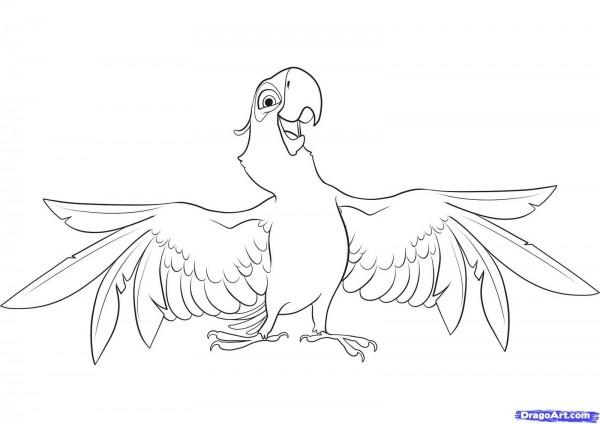 colorear-pelicula-rio