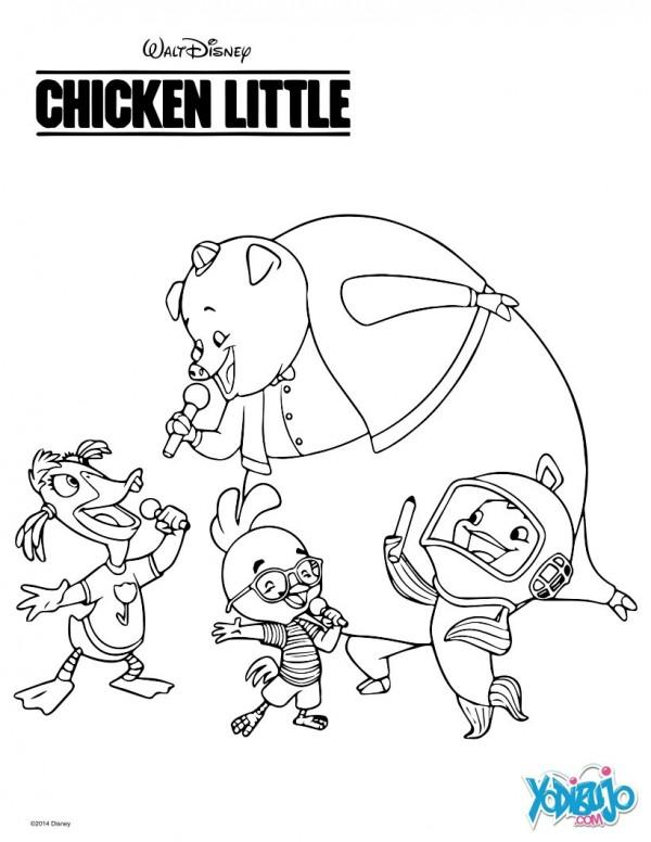 dibujo-para-colorear-chicken-little-con-sus-amigos_sg8