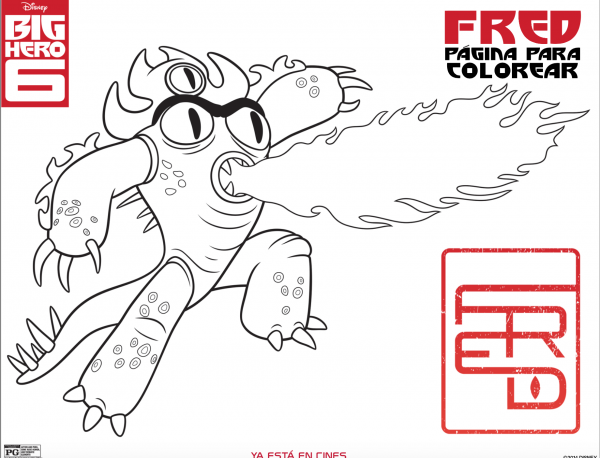 fred-big-hero-6-figura-para-colorear