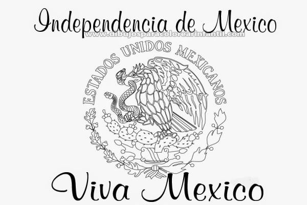 16 de septiembre  Dibujos de la Independencia de Mxico para