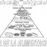 Dibujos del Día Mundial de la Alimentación para pintar