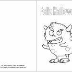Pintemos tarjetas de invitación para la fiesta de Halloween