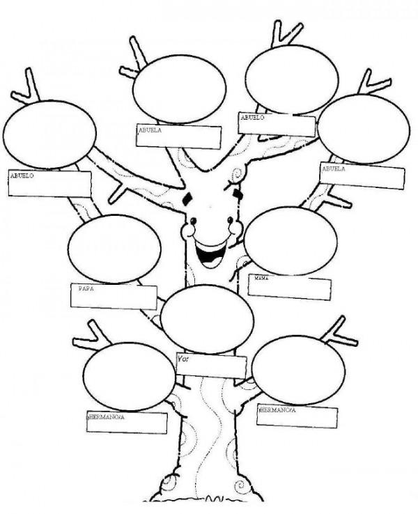 Arbol genealogico para iluminar imagui for Focos para iluminar arboles