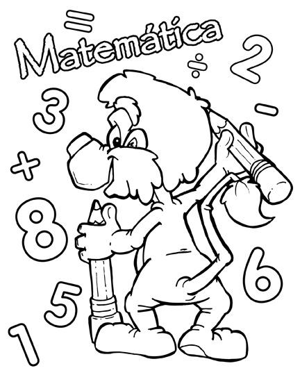Carátulas para cuadernos escolares - Dibujos para pintar ...