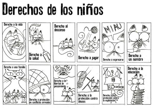 Dibujos del Día Mundial de los Derechos de la Infancia para ...