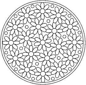 Mndalas para pintar Mandalas para colorear en fechas especiales