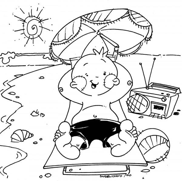 """Pintando Dibujos De """"Felices Vacaciones"""": Imágenes De"""