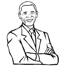Dibujos Del Presidente De Los Estados Unidos Barack Obama