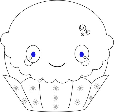 kawaii-christmas-cupcake-coloring-page