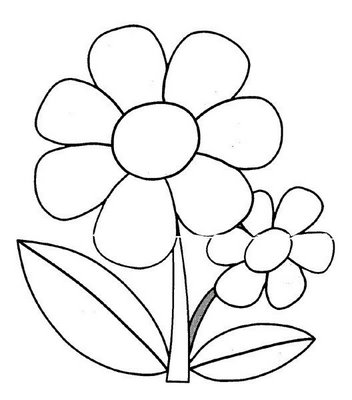 imagenes-de-flores-para-colorear-7