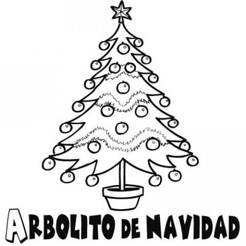 7049-dibujos-arbol-de-navidad-decorado