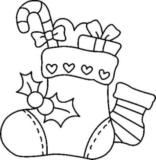 dibujos-de-navidad-para-ninos-para-colorear-bota