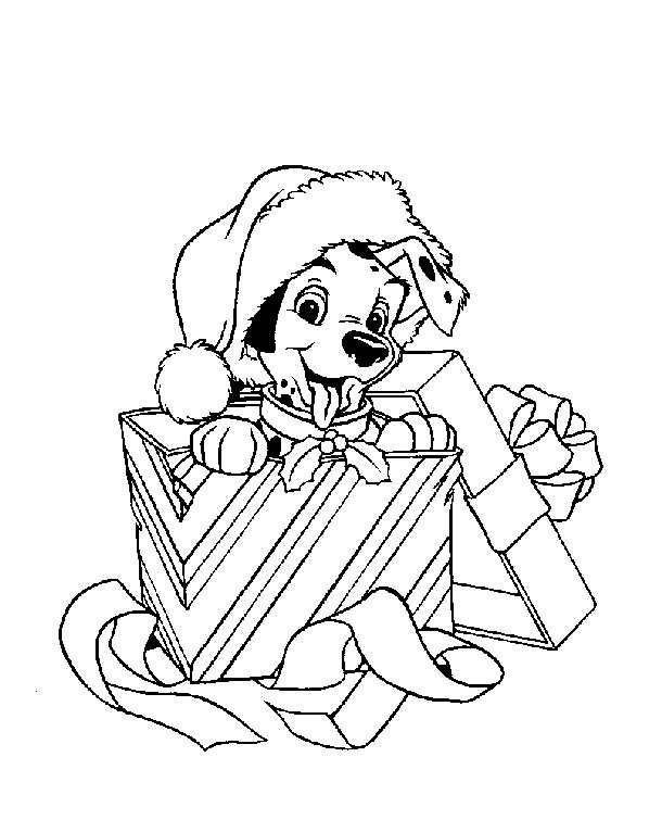 christmas english coloring pages - photo#36