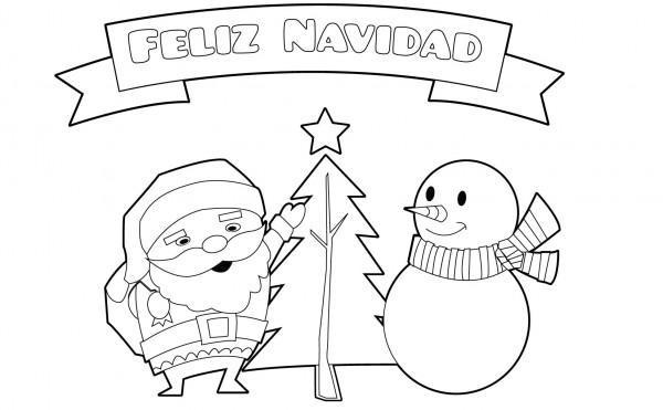 dibujos-feliz-navidad-para-colorear