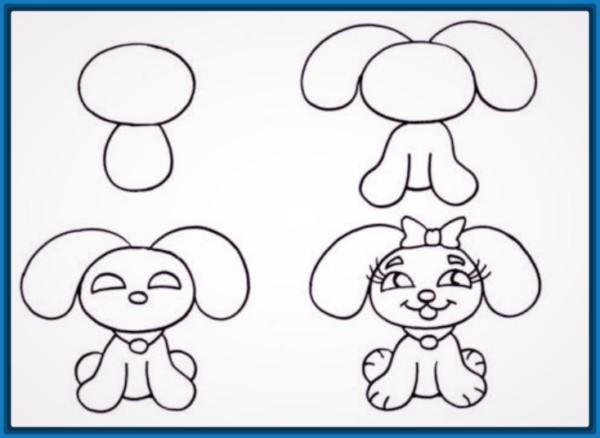 Como Dibujar Un Cuaderno Para Navidad Paso A Paso Dibujos: Dibujos Fáciles De Amor, A Lápiz, Kawaii Para Dibujar