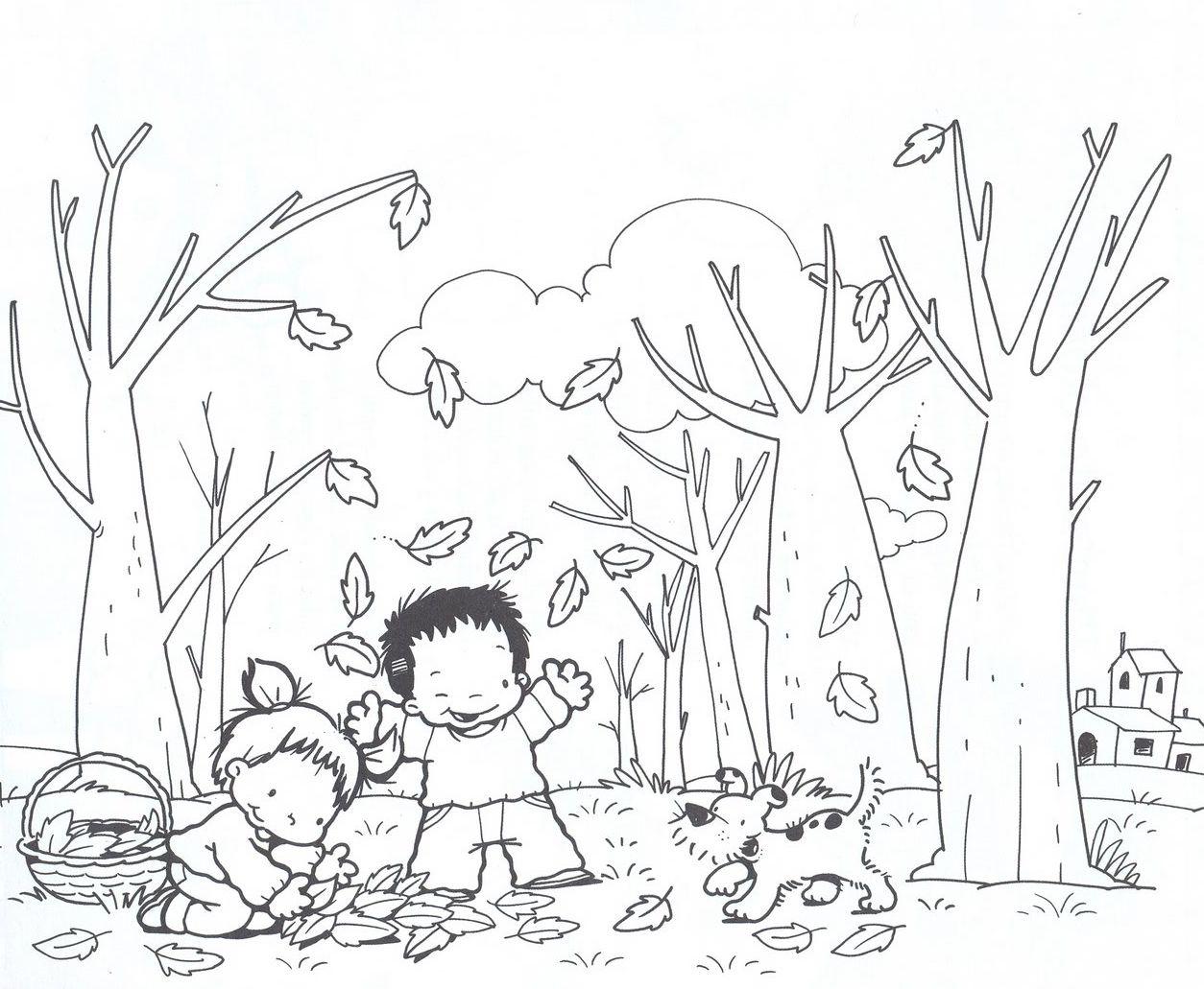 Dibujos de mandalas e imágenes de otoño para colorear ¡Bienvenido ...