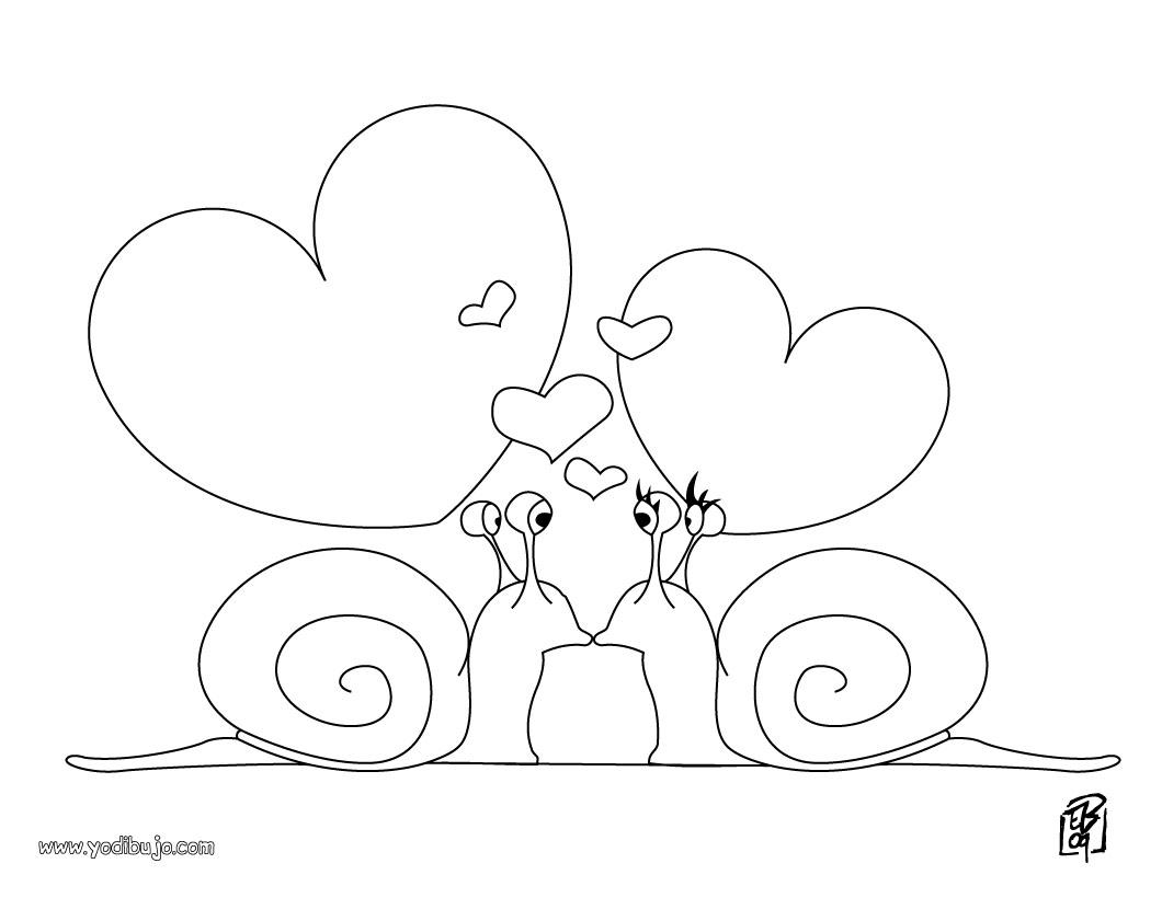 34 Imágenes Felíz Día De San Valentín Para Imprimir Y Colorear Con