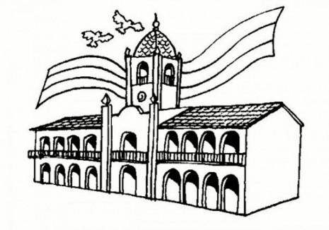 25-de-mayo-cabildo-para-colorear-Cabildo
