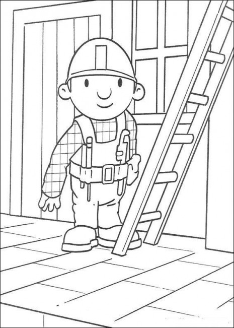 Bob-el-constructor-con-escalera