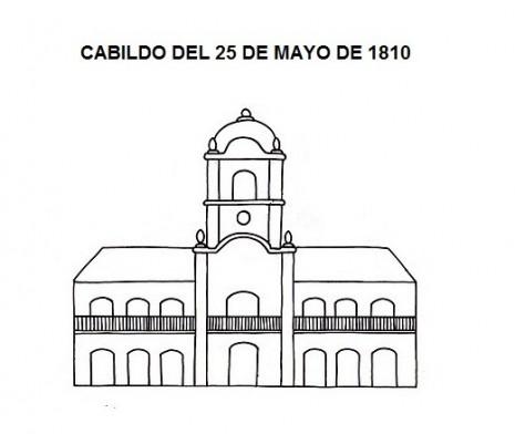 Dibujos fiestas patrias 25 de mayo (35)