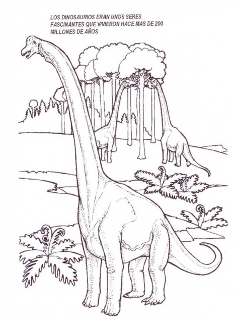 Dinosauriosparacolorear1