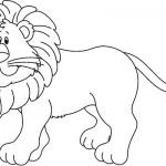 Coloreemos los leones