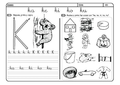 Diferentes Letras Vocales Y Abecedarios Para Imprimir Y